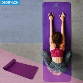 Colchoneta para Yoga y Fitness Decathlon