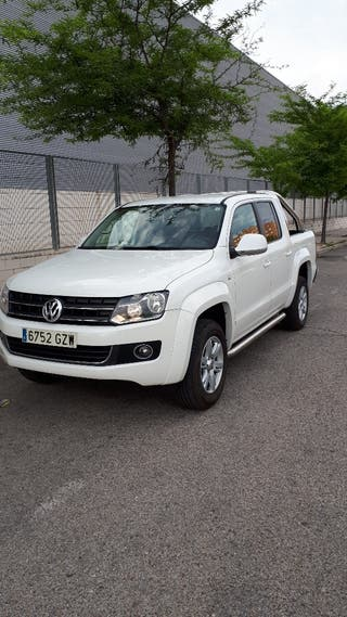 Volkswagen Amarok 2.0 TDI 4x4 acepto cambio