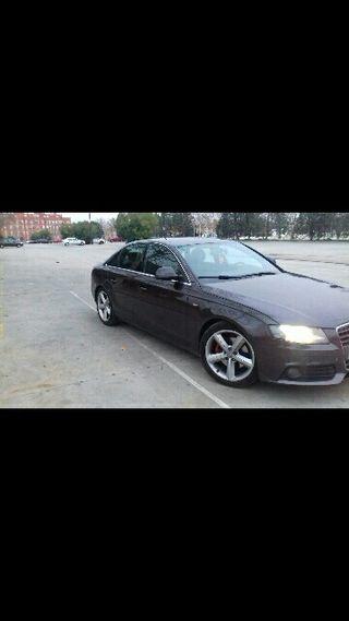 Audi A4 2008 Madrid 631925824