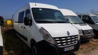 Renault Master 2012