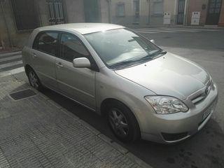 Coche Toyota Corolla 2006 automático