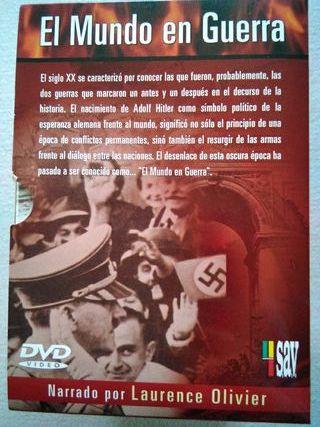 """""""El mundo en guerra"""" (II GM), 14 DVD"""
