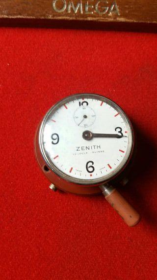 antiguo cronometro ZENITH
