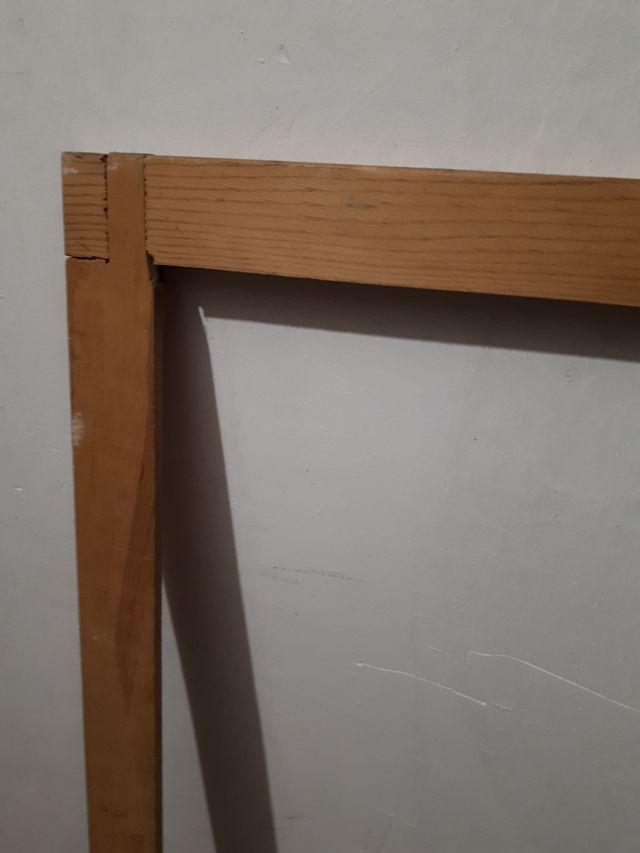 4 Bastidores de madera para pintar en seda o tela de segunda mano ...