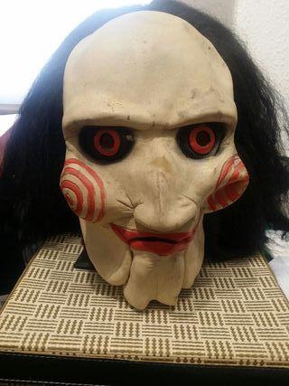mascara billy saw