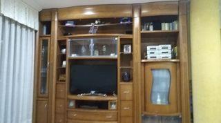 Mueble de Comedor y mesa de centro