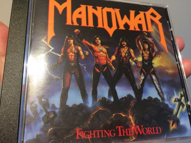 Cd Manowar - 28001, Madrid - Hard rock heavy metal cd Ozzy, Kiss, Whitesnake, Iron Maiden, Judas Priest, Metallica, Def Leppard, Accept, Wasp, Dio, Malmsteen, Motley Crue, Van Halen, Europe, Bon Jovi, Black Sabbath, Led Zeppelin, Thin Lizzy, Helloween.... - 28001, Madrid