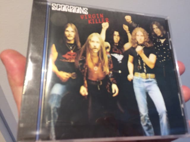Cd Scorpions - 28001, Madrid - Hard rock heavy metal cd Ozzy, Kiss, Whitesnake, Iron Maiden, Judas Priest, Metallica, Def Leppard, Accept, Wasp, Dio, Malmsteen, Motley Crue, Van Halen, Europe, Bon Jovi, Black Sabbath, Led Zeppelin, Thin Lizzy, Helloween.... - 28001, Madrid