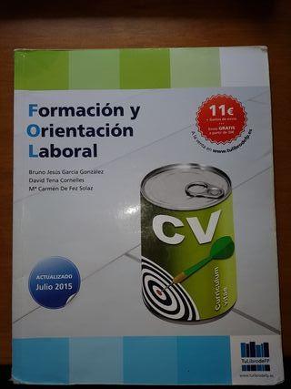 FORMACION Y ORIENTACION LABORAL (TU LIBRO DE FP)