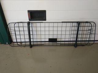 Separador de perros para coche