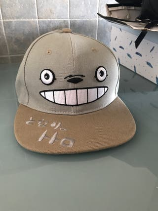 Gorra Totoro