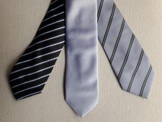 Lote 3 corbatas ceremonia