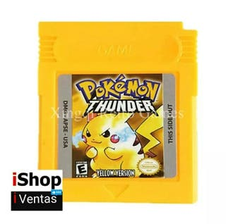 nintendo game boy juegos pokemon