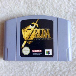 N64 - Zelda Ocarina of Time