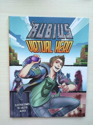 "Cómic ""Virtual Hero"" de El Rubius"
