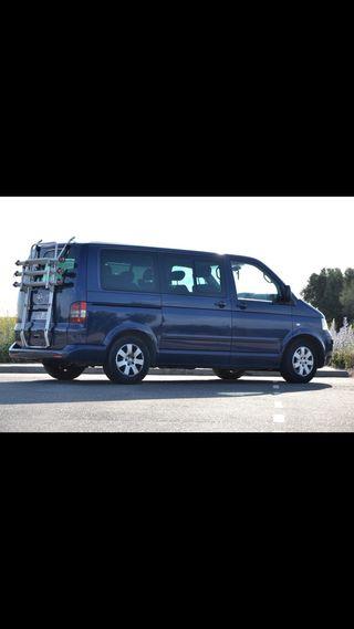 volkswagen multivan T5 Confort 2003