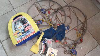 cadenas para ruedas coche.