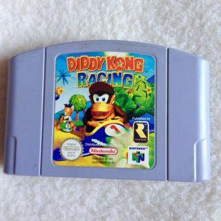 N64 - Diddy Kong Racing