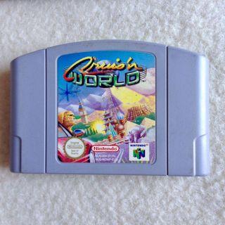 N64 - Cruis'n World