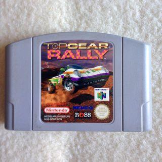 N64 - Top Gear Rally