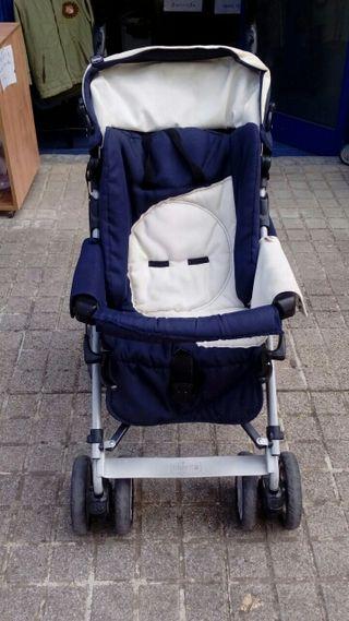 carrito/silla de bebe marca chicco
