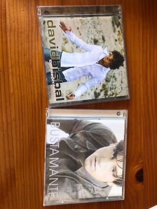 CD David Bisbal y Bustamante