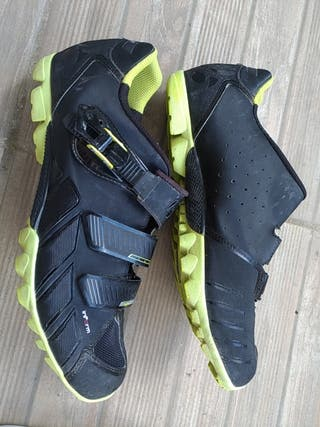 Zapatillas botas mtb Bontrager Rhythm talla 47