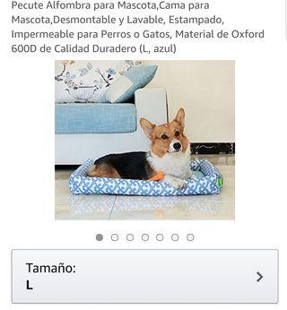 Cama para mascotas Azul