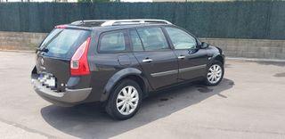 Renault Megane 1.6 gasolina año 2007