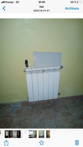 Rafiadores de calefacion