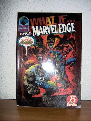 Tomo What If especial Marvel Edge
