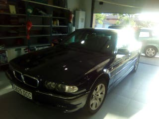 BMW Serie 730d automatico