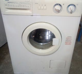 lavadora Zanussi.. transporte