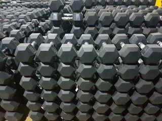 mancuernas hexagonal