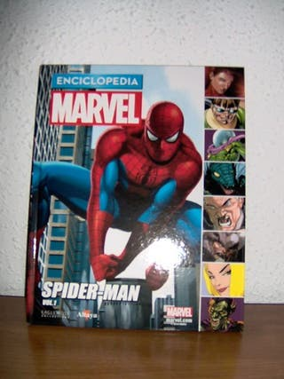 Enciclopedia Marvel: Spider-Man