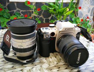 Cámara Canon EOS50