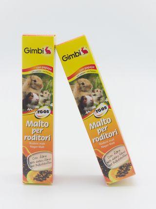Malta para roedores Gimbi