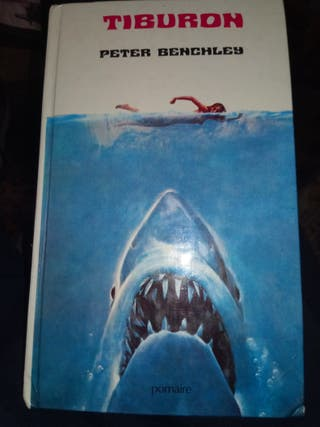 libro tiburon 1976