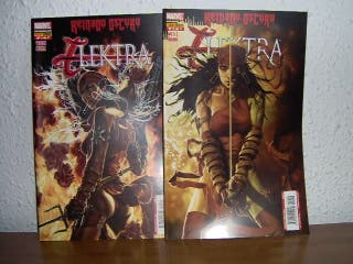 Elektra: Reinado Oscuro (miniserie completa)