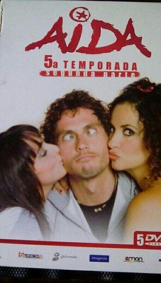 DVD Aida