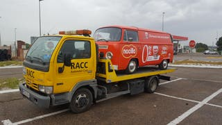 trasporte de vehiculos de leon a barcelona