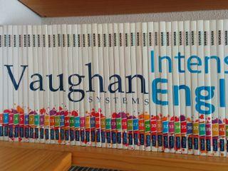 Curso Vaughan intensive english