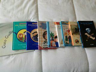 Libros desde 2€ ,negociable.