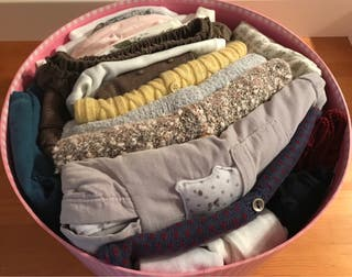 Roba d'hivern nadó