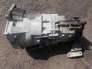 Caja de cambios BMW 330D E46