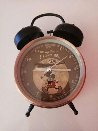 Reloj Despertador Disney