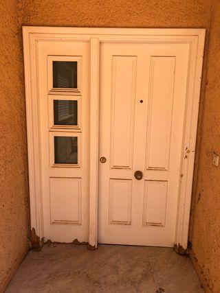 puertas de entrada de segunda mano en valencia en wallapop