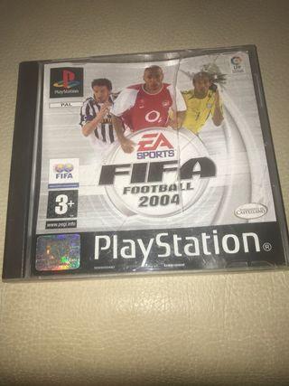 Juego FIFA Play Station1