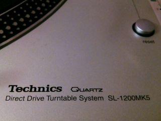Tocadiscos Technics