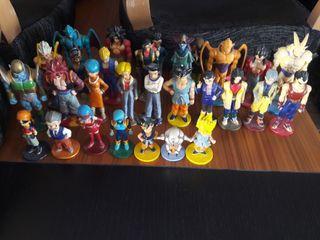 Colección de figuras Dragon Ball GT
